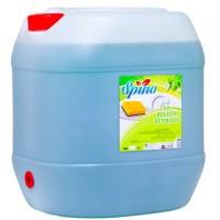 Sıvı Bulaşık Deterjanı Yeşil Elma Spino 30 LT