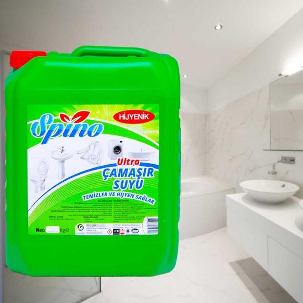 Ultra Çamaşır Suyu Spino 5 LT